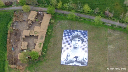 Artists to drone operators: Remember your humanity
